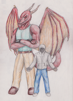 Concept - Drake and Decker by Spacer176
