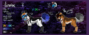 :Vinabe:Reference Sheet 2014: by Vinabe
