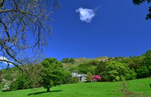 The House on the Fellside by roodpa