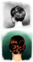 Hair - Photo Studies by Aliciane