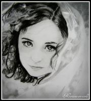 Little angel by Marianne-Art-World
