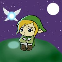 Sad Link by Duelistabbeyryou
