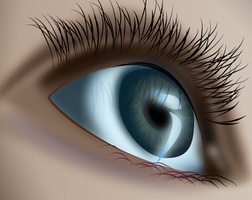 An Expressive Eye by one8edegree