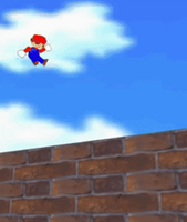 SMG4: Mario's Leap of 'SCARY' Faith by pm58790