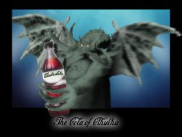 The Cola of Cthulhu by tsong