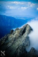 Blue Mountains by risujaanime