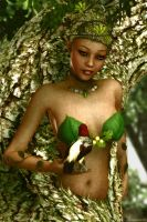 Dryad- RDNA Challenge April by DesignsByEve