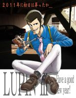Lupin The Third by gugugu001
