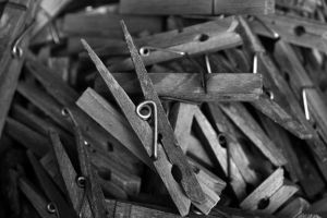 Clothes Pins by davidbknox