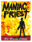 MANIAC PRIEST final cover by javierhernandez