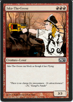 Jake Card by Jake-the-Goose