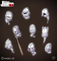 Charlie Faces by LaNiMaL