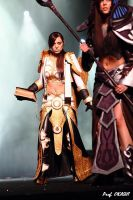 sister benedron WOW 1 by illyne