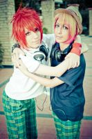 Uta no prince sama: ColorfulDuo! by HauntedKing