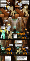 The Tardis chronicles page 24 (final page) by darkoak213