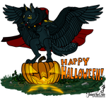 Happy Halloween 2014!!! by SiofraTural