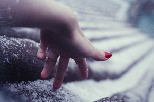 first snow by MashaKlukva
