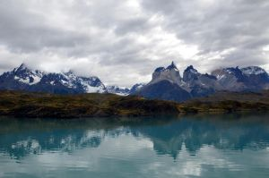 torres del paine by turulato