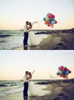 Baloons by PhotoYoung
