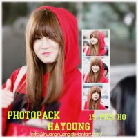 HaYoung (APink) PHOTOPACK#58 by Hwanghwang