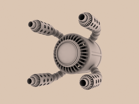 robot engines WIP by andybgood