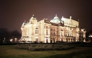 Theater of Juliusz Slowacki by mkev