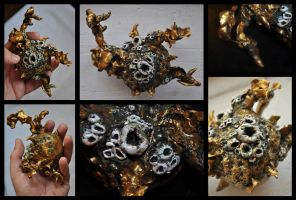 Lowell Collection # 1 - PURE NATIVE INNSMOUTH GOLD by mortonskull