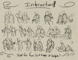 Interaction. by devpose