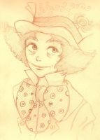 Tim's Mad Hatter by Elsaaaa