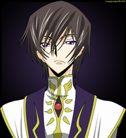 Lelouch: King of Britannia by zomgspongelolbob48