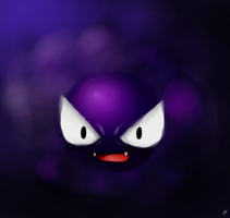 Gastly by digitalChain