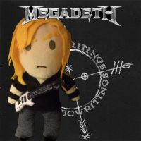 Dave Mustaine Plushie? by McSpiffy