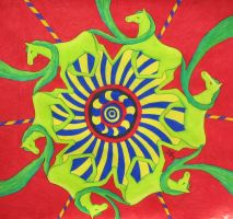design- mandala thing by inlovewithyourshadow