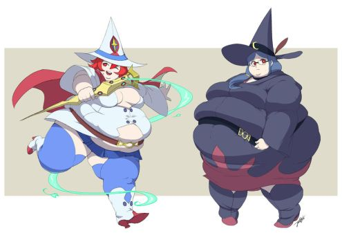 Not So Little Witch Academia 2 by Jeetdoh