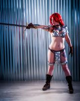 Red Sonja 1 by Mistress-Zelda