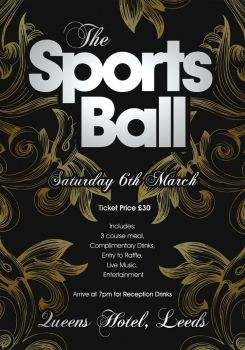 Sports Ball by robertdonnelly