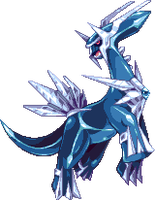 Dialga - Pixel Art by NeoZ7