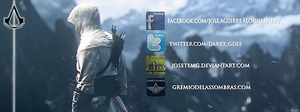 AC Facebook Timeline Cover - My personal Desing by josetemg
