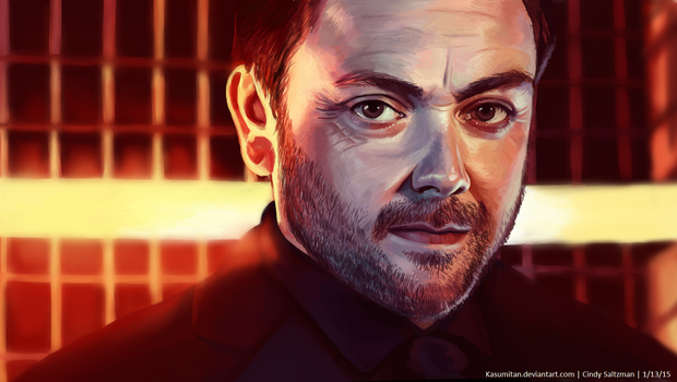 Mr Crowley by KasumiTan