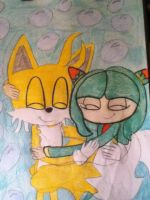 Tails X Cosmo- Summer Romance final part by tailsthefoxlover715