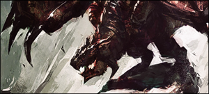 Rathalos by Magoblancopower