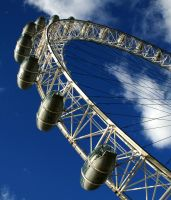 London Eye by NoSpA