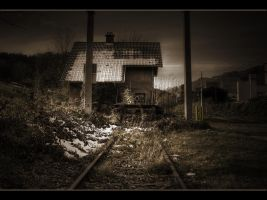 dead end by NiloDirf