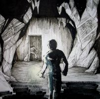 Silent Hill Shattered Memories fan art. by EmersonOvens