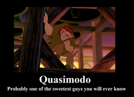 Sweet Quasimodo by BelleSura