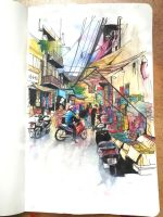sketchbook_hanoi by soniGr