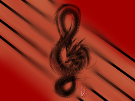 Dragon Clef by KazumiNoMegami