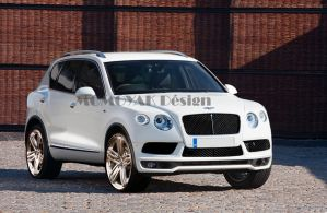 Bentley Continental Luxury SUV by MOMOYAK by MOMOYAK