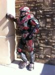 halo reach Armor by TIMECON