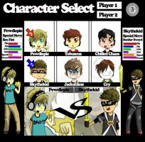 Youtubers Game by Demintio